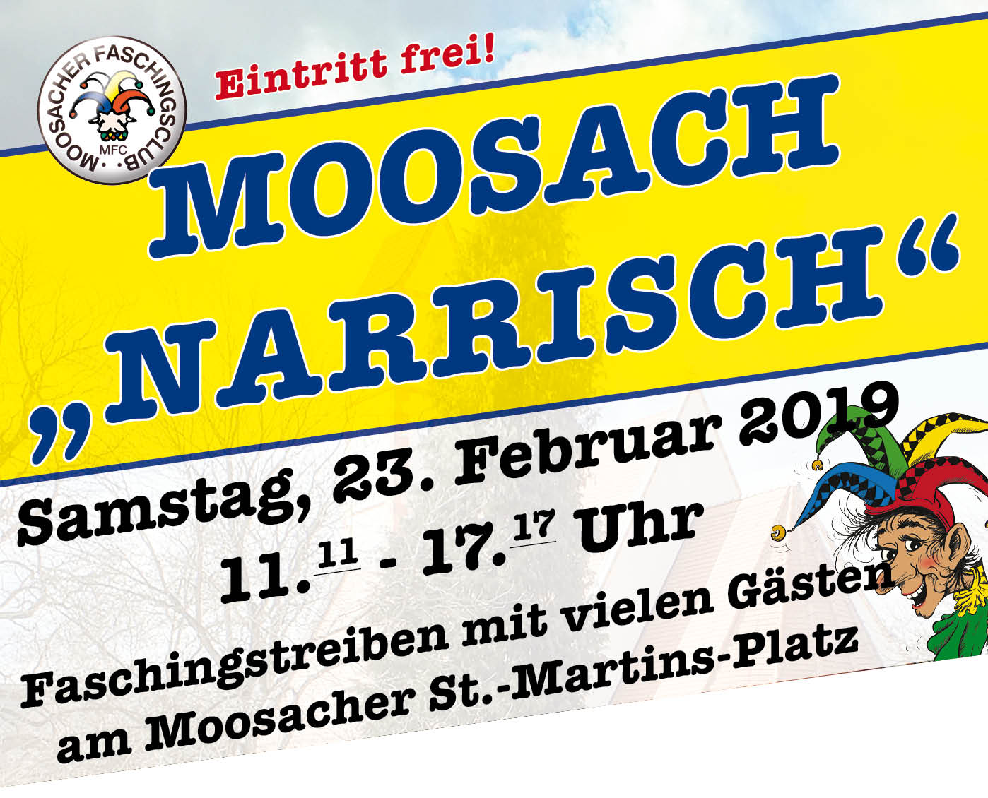 Moosach Narrisch